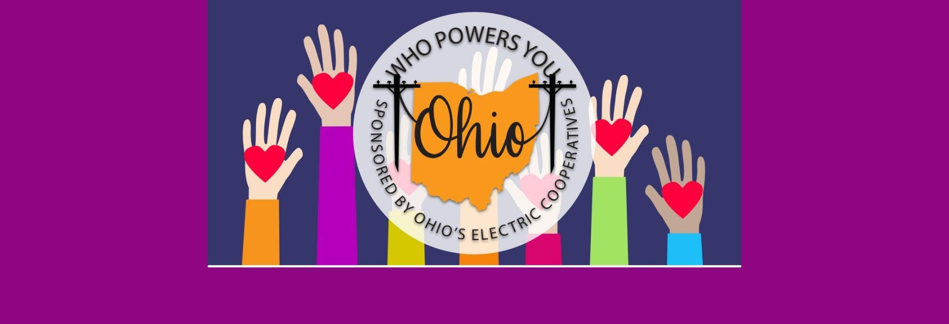 Who powers YouOhio contest